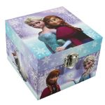 Disney Frozen Musical Elsa & Anna Childrens Jewellery Box